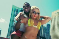 Watch the music video premiere of Timaya's single Bum Bum Remix [Explicit] ft. Sean Paul with lyrics to sing along to. Sean Paul Videos, Reggae Music Videos, Bikinis, Swimwear, Singing, Lyrics, Music Lyrics, Bathing Suits, Bikini