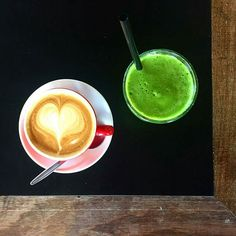 Perfect morning for a coffee and a green juice @swell_cafe. Sun is out!  #swell #janjuc #torquay #greenjuice #coffee #healthy #active #torquayvictoria photo by @yogipeaceclub by torquay.com.au http://ift.tt/1X8VXis