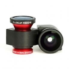The olloclip is a quick-connect lens solution for the iPhone and iPod Touch that includes fisheye, wide-angle and macro lenses in one small, convenient package that easily fits in your pocket. Iphone Camera Lens, Iphone Gadgets, Photo Lens, Tools And Toys, Cool Things To Buy, Stuff To Buy, Fun Stuff, Technology Gadgets, Happy People