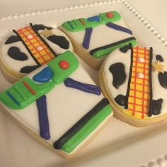 Toy story Inspired Cookies