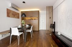 Minimalistic Apartment by Clifton Leung