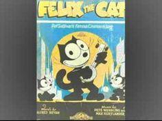 """""""Felix! Felix! Felix the Cat!"""" (Paul Whiteman, 1928)"""