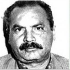 "Simone ""Peppe"" Capizzi,(1943) Capo de la famille de Ribera(Agrigento)1983-93. arrested in October 1993.life imprisonment."