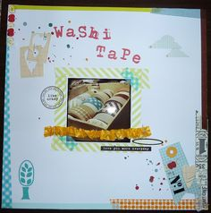 washi tape...love you more everyday  http://wishywashi.com for the tape!
