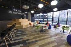 OLX office by Design Hub International, Kiev – Ukraine » Retail Design Blog