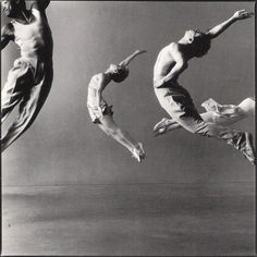Bill T. Jones & Arnie, Zane Dance Company; 1983 - Lois Greenfield