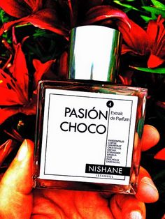 Pasión Choco by Nishane Istanbul This is a scrumptious coffee, caramel and chocolate heavy gourmand that is rich, thick and luxurious! This is a must try for any gourmand lover especially if you enjoy Bond No 9's New Haarlem!! Notes: Passion Fruit, Coffee, Caramelized Grapefruit, Dark Chocolate, Linden Blossom, Orchid, Coriander Seeds, Vanilla Bean, Benzoin, Patchouli, Dark Musk