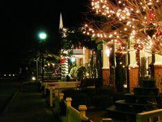 Christmas in Manteo