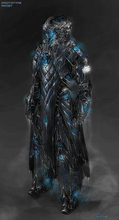 fulcrvm - Frost