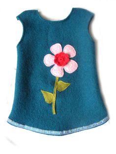 """Kleider - Walkkleid """"Isalie"""" - ein Designerstück von Lariletti bei DaWanda"""