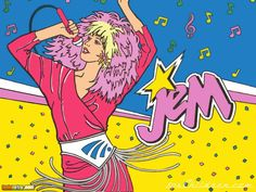'Jem and the Holograms' Movie: First Photo Released Jem And The Holograms, Hologram Movie, Jem Cartoon, Kickin It Old School, Back In My Day, Cartoon Tv Shows, 80s Kids, The Good Old Days, Retro