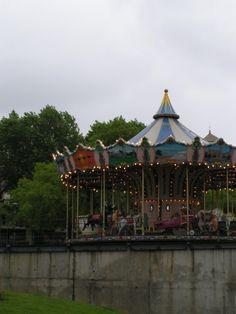 Carousel, Arles, France