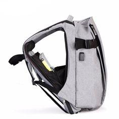 2017 Mark Ryden New Arrival Men 16inch Laptop Backpacks For Teenager F