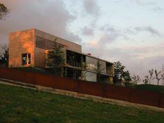 Casa Raya en Perbes @vierarquitectos