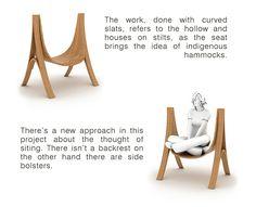 occa chair on Behance