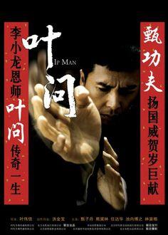 Ip Man Donnie Yen Poster