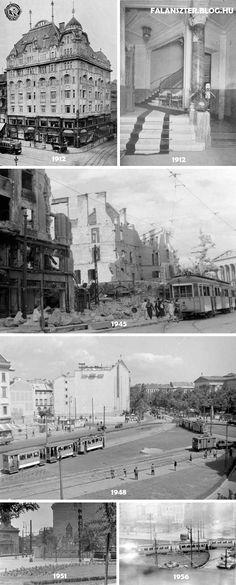 A Kálvin tér pokoljárása: tündérkertből trágyadomb - FALANSZTER