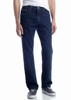 Wrangler Blue Advanced Comfort Stretch  ular Fit Jeans
