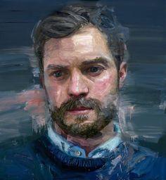 Colin Davidson – Contemporary artist, living and working near Belfast, Northern Ireland.