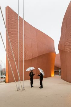 Gallery: The Top 5 Milan Expo Pavilions