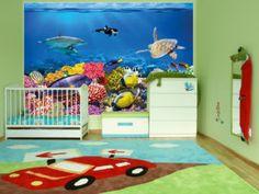 ChildrenS Bedroom Murals For Walls