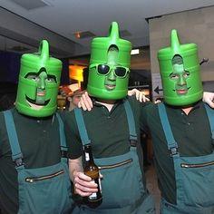Witzige Maskeraden behören zum Uni-Ball dazu. Foto: Lex