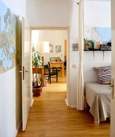 Sara's Perfectly Personalized Kreuzberg Apartment House Tour