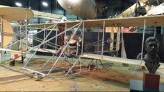 Wright Flyer WPAFB Air Museum Dayton, Ohio