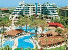Charter Antalya - Cornelia De Luxe Resort 5*