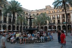 City Tours through Barcelona