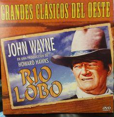 Río Lobo [Vídeo-DVD] / [dirigida por Howard Hawks]