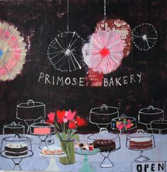 Charlotte Hardy  Primrose Bakery--alternative to Thiebaud or in addition to.