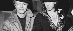 The Stevie Ray Vaughan David Bowie collaboration on the Lets Dance album almost led to one of the greatest rock and roll tours in history. It never happened. Stevie Ray Vaughan Death, Montreux Jazz Festival, David Bowie Born, The Thin White Duke, Eddie Van Halen, Music Magazines, Lets Dance, Rock Legends, Music Photo