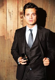 Sebastian Stan is too beautiful. I know boys aren't supposed to be beautiful but he is
