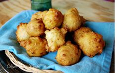 Smoked Salmon and Sweet Corn Beignets - and a Cook Book Review
