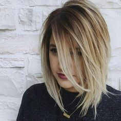 """Formulas & HOW-TO LIVE! Search """"Soft Caramel Balayage"""" on behindthechair.com / A big thanks to @hairbyjessica_ for sharing her color secrets with behindthechair.com members! #behindthechair #balayageombre #rootedblonde #shadowroot"""