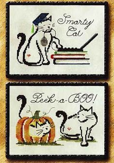 Brittercup Designs - september/october britty kitty