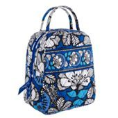 Vera Bradley lunch box: So I can carry my lunch to and from work in STYLE.