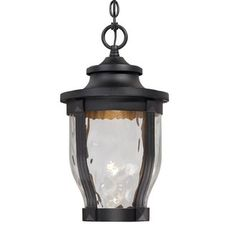 View the The Great Outdoors 8764-66-L 1 Light LED Lantern Pendant from the Merrimack Collection at LightingDirect.com.