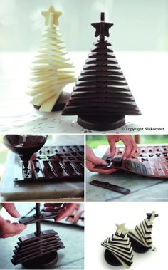 chocolate tree...so cute!