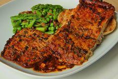 Bolen v česnekové marinádě Tandoori Chicken, Cooking Recipes, Fish, Ethnic Recipes, Per Diem, Food Recipes, Chef Recipes, Pisces, Recipes