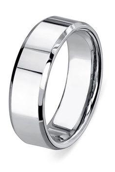 Tungsten Ring Wedding band