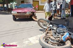 UNAIENSES: UNAÍ-MG - Acidente grave entre Motociclista e Veíc...
