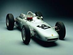 1962 Porsche Type 804 Formula 1 Car