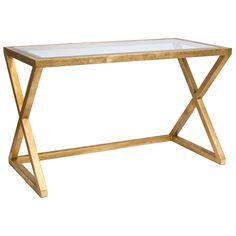 Mark Desk - Gold