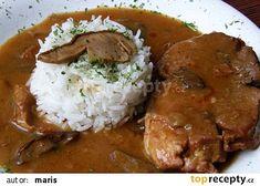 No Salt Recipes, Great Recipes, Cooking Recipes, Healthy Recipes, Pork Meat, Czech Recipes, Food 52, Stew, Sausage
