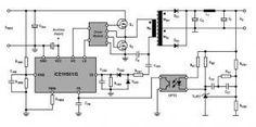 Резонансный конвертер Half Bridge LLC с использованием ICE1HS01G  Half Bridge LLC Resonant Converter Design using ICE1HS01G