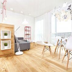 Mieszkanie w stylu skandynawskim - piękna metamorfoza wnętrza Projekt: Katarzyna Kiełek, Agnieszka Komorowska-Różycka, Livingbox- foto 17 pixeli