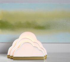 Glowing Cloud Lamp | Pottery Barn Kids