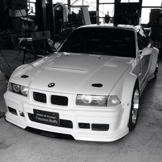 BMW E36 M3 GTR (Japan)